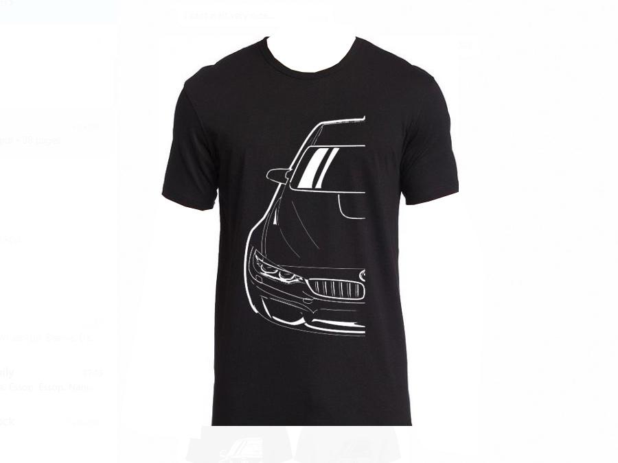 Sport M Silhouette Tshirt (7-8 kiddies size)