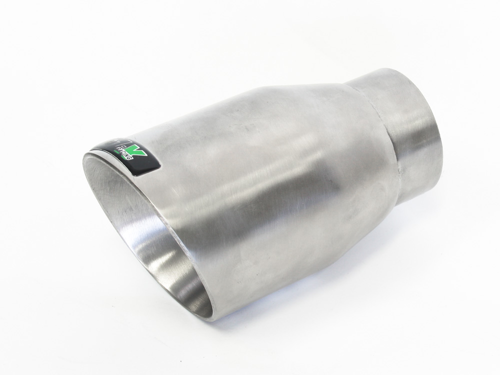F1X Bolt 8 76mm Exhaust Tailpipe