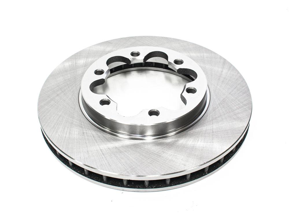 Toyota Quantum Brake Disc 2.5 2KD 2.7 2TRFE Ventilated