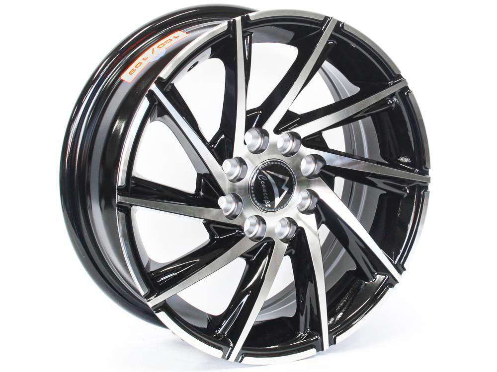 14″ SG29 4/100 & 4/108 BKMF Alloy Wheels