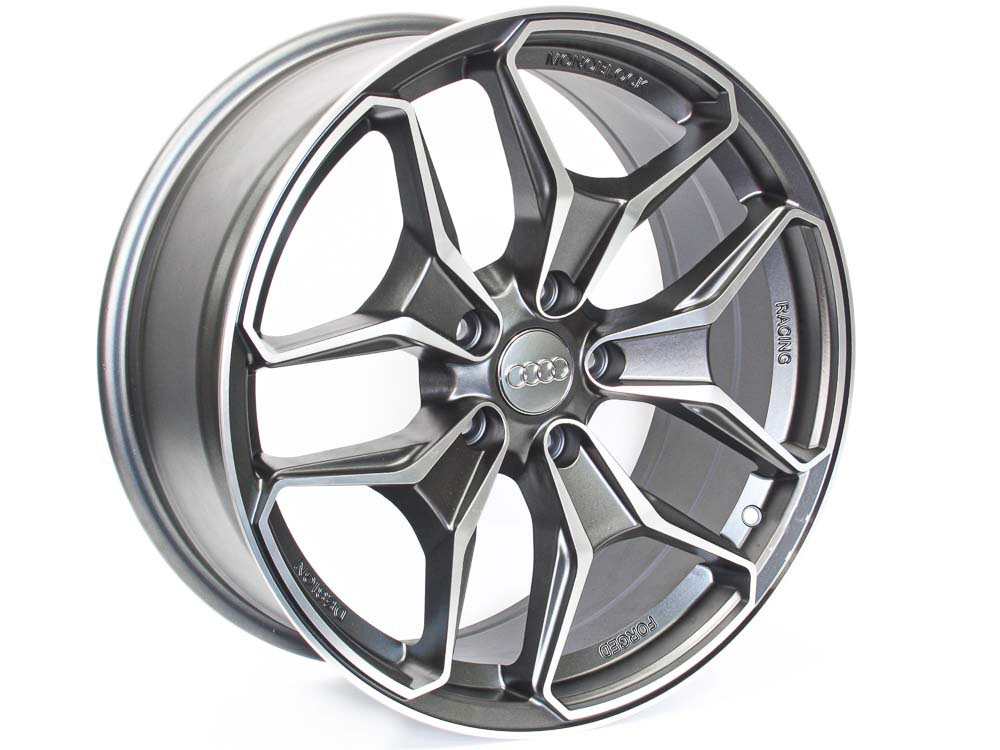 18″ Axe Huracan 5/112 MGMF Alloy Wheels