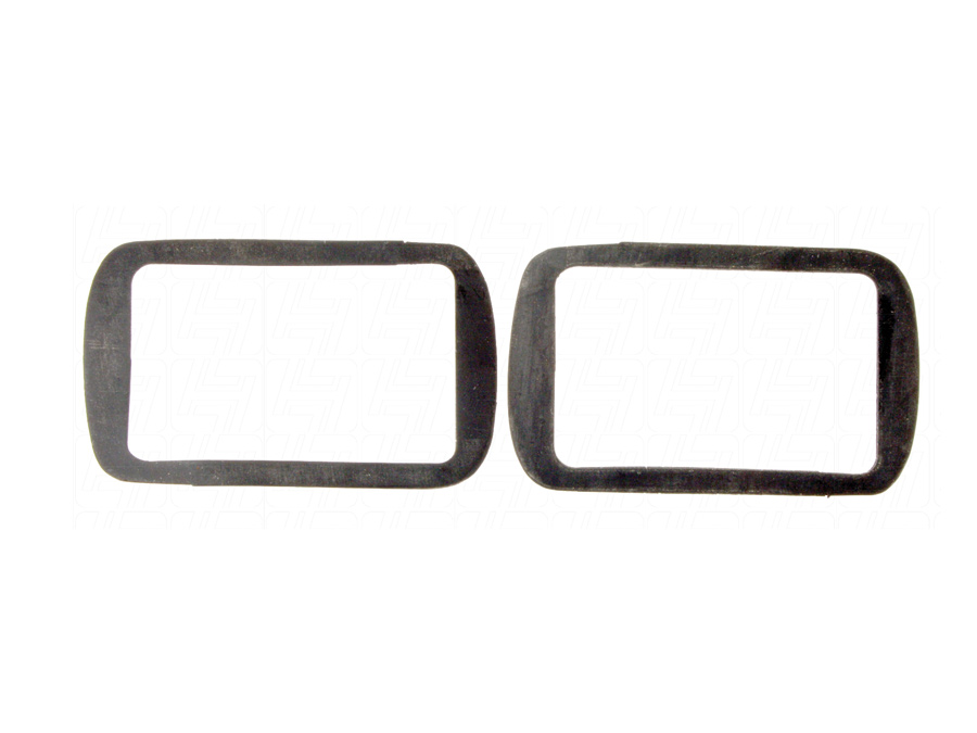 VW Beetle 1960-1965 Large Door Handle Gasket for Square Button Handle (each)