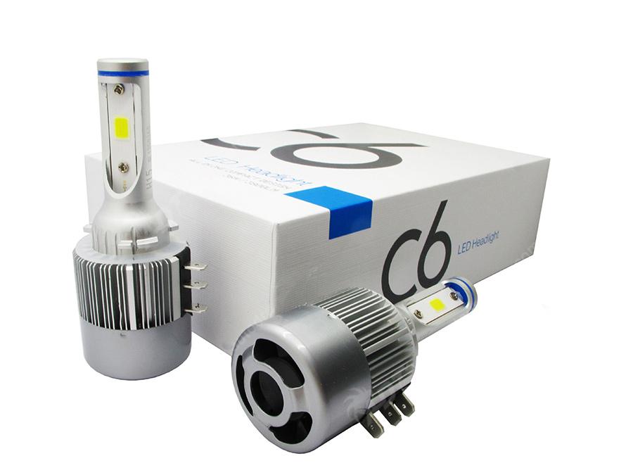 C6 LED Headlight Bulb Kit - H15 type