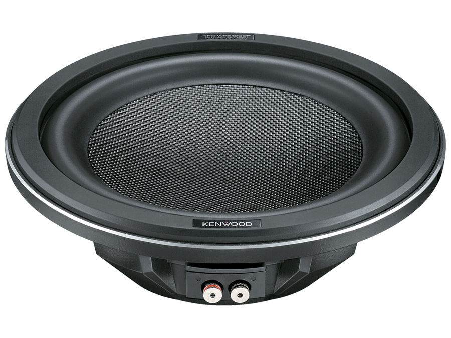 Kenwood 12″ 1400w Component Shallow Woofer