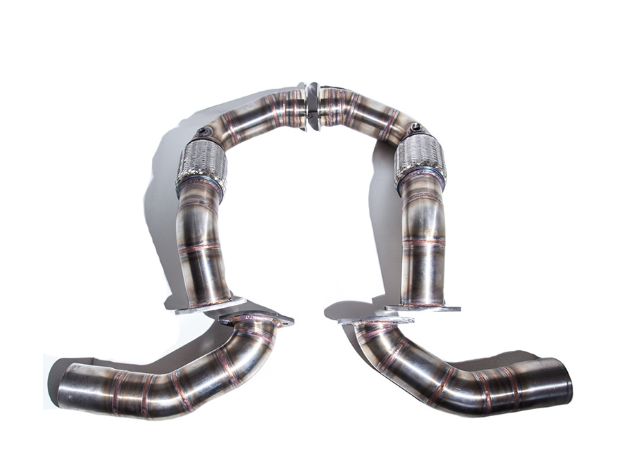 Exhaust Downpipe for Bmw F90 M5 V8 BiTurbo (bolt-on)