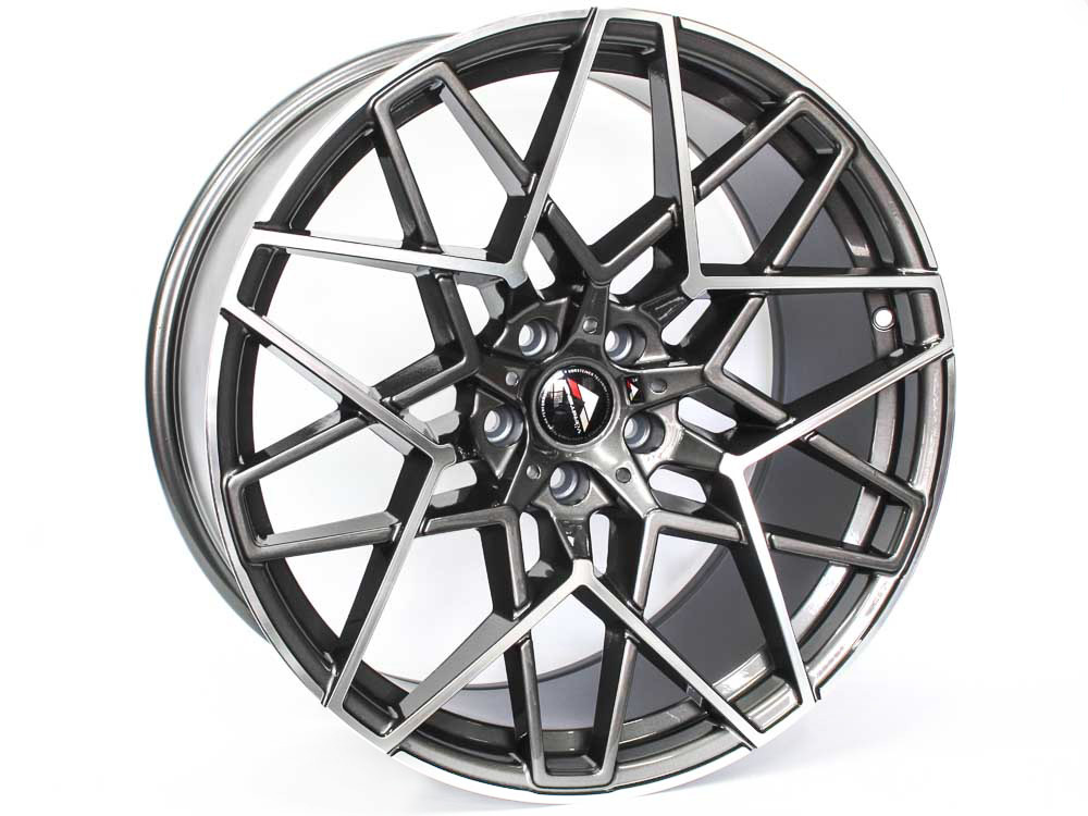 20″ Axe Equinox 5/112 GMMF Alloy Wheels