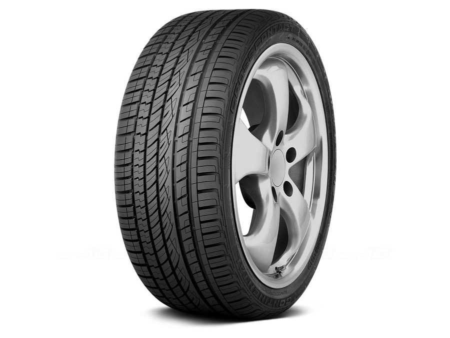245/45R20 Continental ContiCrossContact UHP Tyres