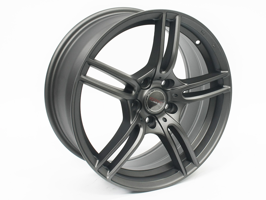17″ A-Line Destiny 5/114 Matt CHG Alloy Wheels