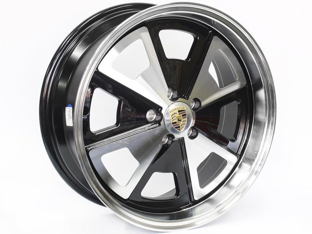 17″ SM455 5/100 BKMF Alloy Wheels