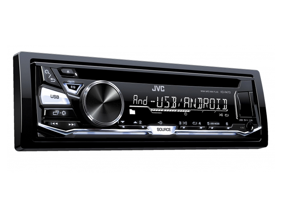 JVC KD-R473M Mp3 Cd Receiver with USB