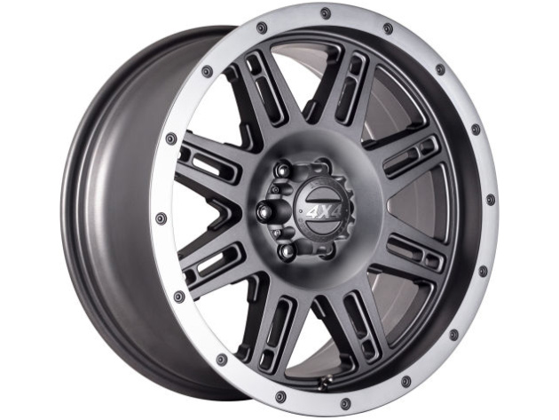 18″ A-Line Rapid 6/139 CHG Alloy Wheels