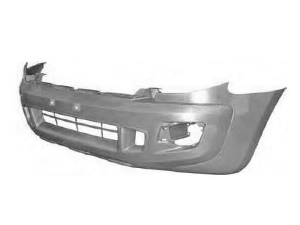 Ford Ranger 2012-2015 Front Bumper with foglamp holes