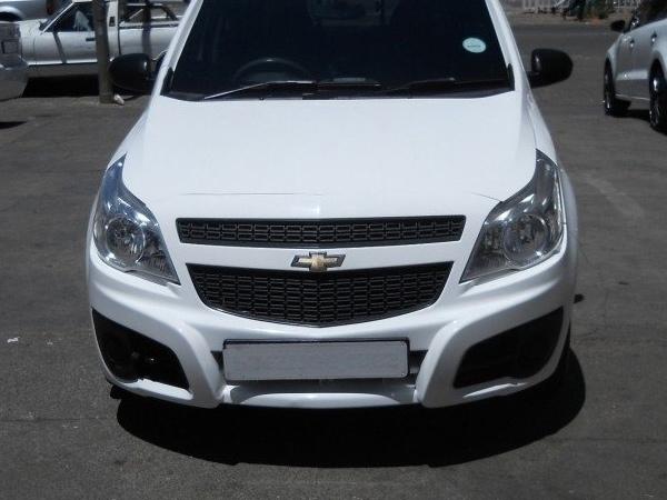 Chevrolet Utility 2012+ Standard Front Bumper Skin