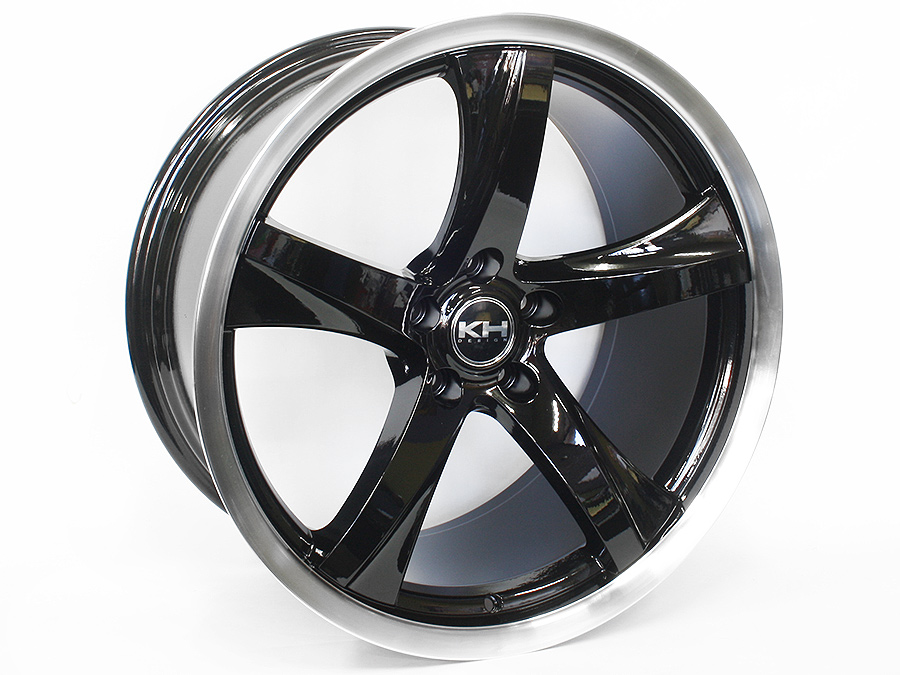 19″ SM545 5/112 BKML Alloy Wheels