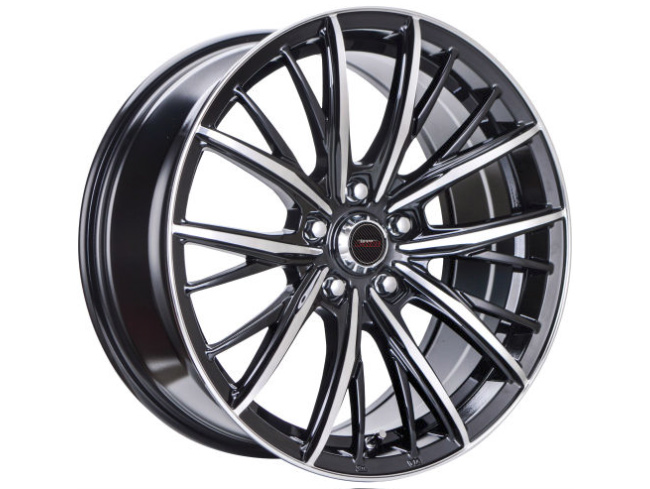 18″ A-Line Iconic 5/114 BKMF Alloy Wheels