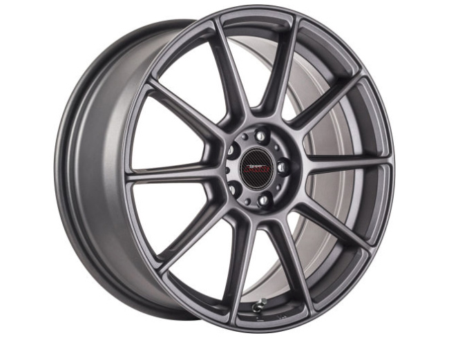 16″ A-Line Spree 4/108 Matt CHG Alloy Wheels