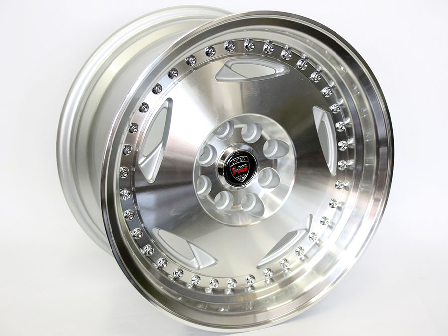 15″ JH1132 4/100 4/114 Alloy Wheels