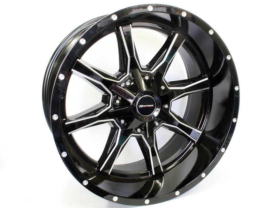 20″ RL30607 6/139 6/135 Alloy Wheels