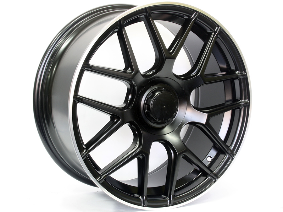 19″ SM468 5/112 Alloy Wheels