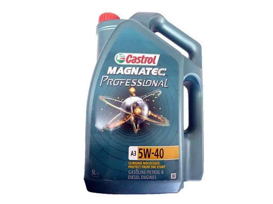 Castrol Magnatec Professional 5L Oil 5W-40