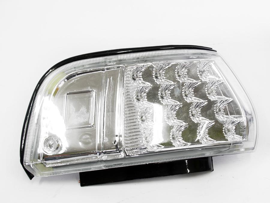 Toyota E8E9 Chrome LED Cornerlamps