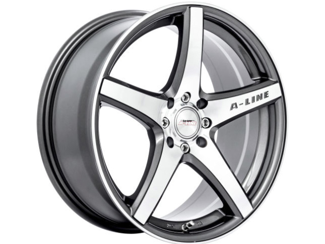 14″ A-Line Orio 4/100 & 4/108 GMMF Alloy Wheels