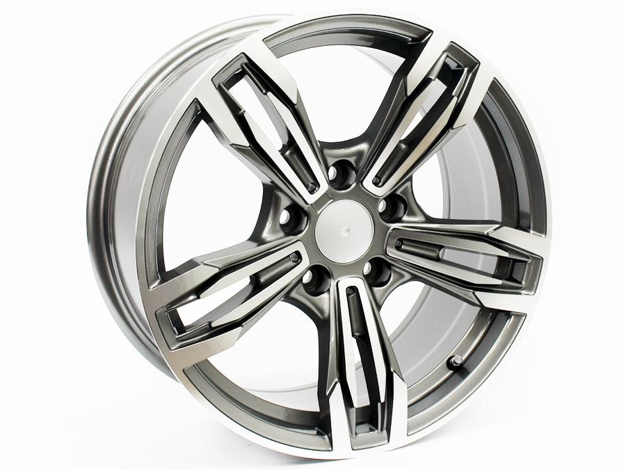 17″ R-Line XJ057 5/120 MGML Alloy Wheels