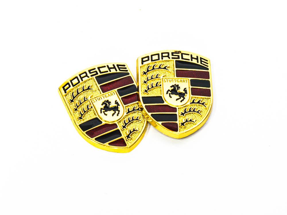 Porsche Design Sticker Badge (pair)