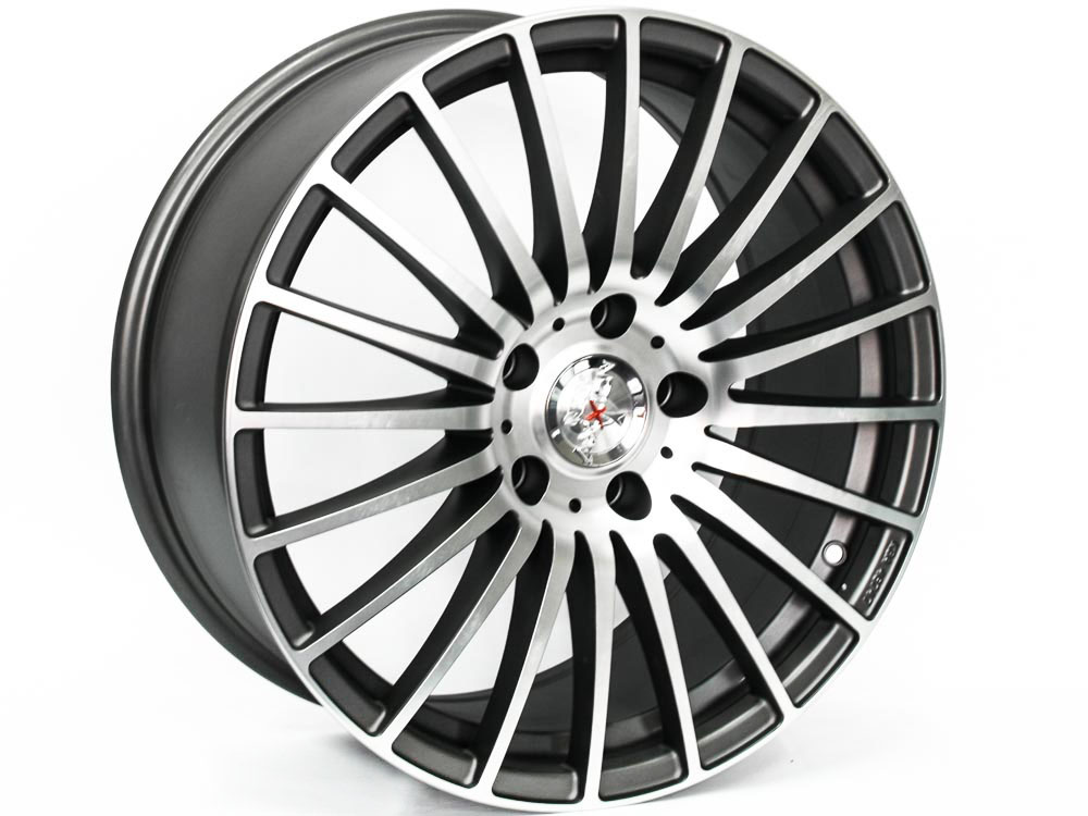 19″ Lenso X05 5/120 MGMF Alloy Wheels