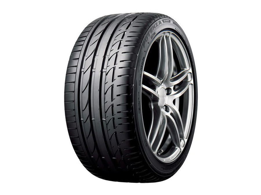 225-40-19″ Bridgestone Potenza S001 *BMW Runflat Tyres