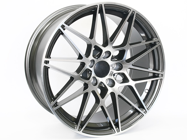 19″ R-Line Comp 5/120 GMMF Alloy Wheels