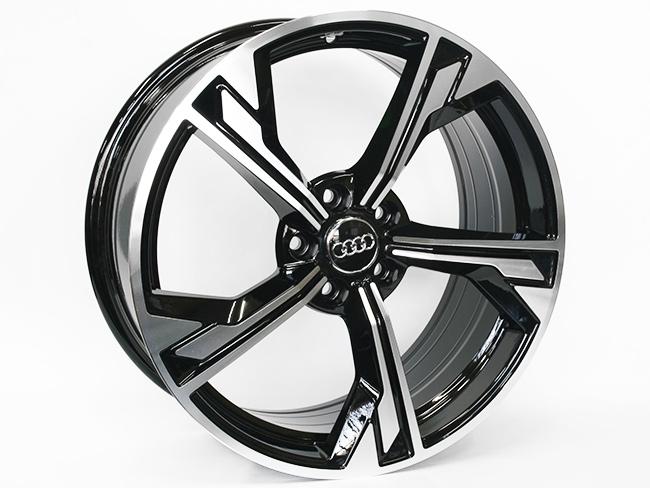 19″ GR 3045 5/112 BKMF Alloy Wheels