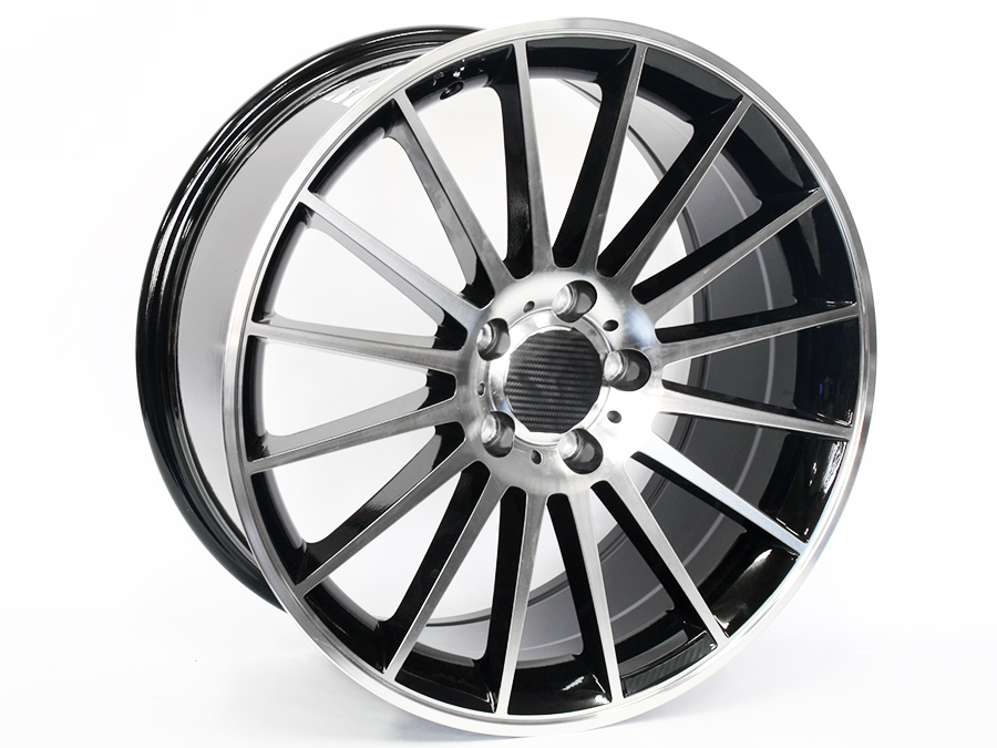 18″ SM1611 5/112 Alloy Wheels (suitable for Viano/Vito)