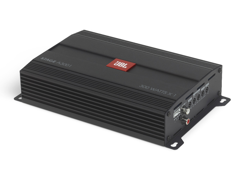 JBL Stage A3001 Mono 1channel 300 watts RMS Amplifier
