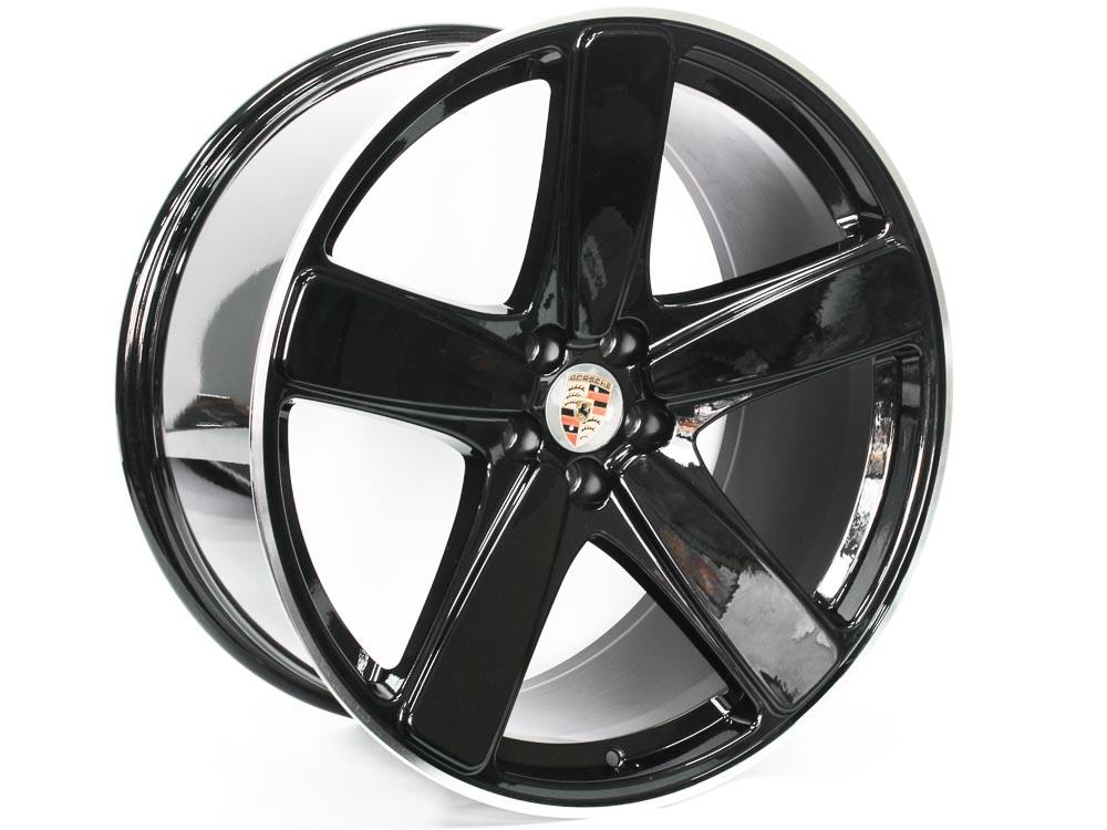 20″ Porsche 5513 Maccan Style 5/112 Alloy wheels