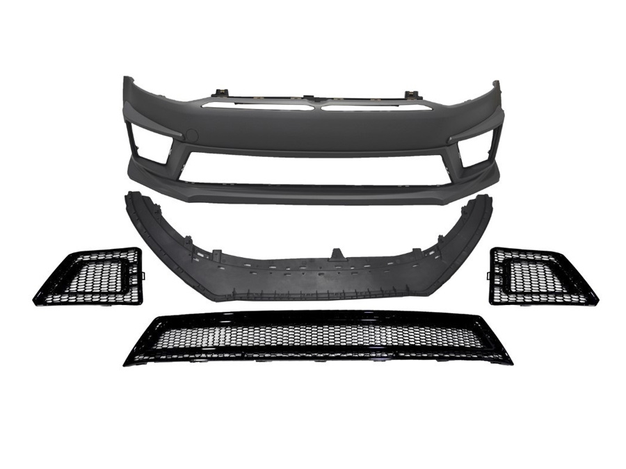 R400 Front Bumper for VW Polo 6R 2010 to 2015