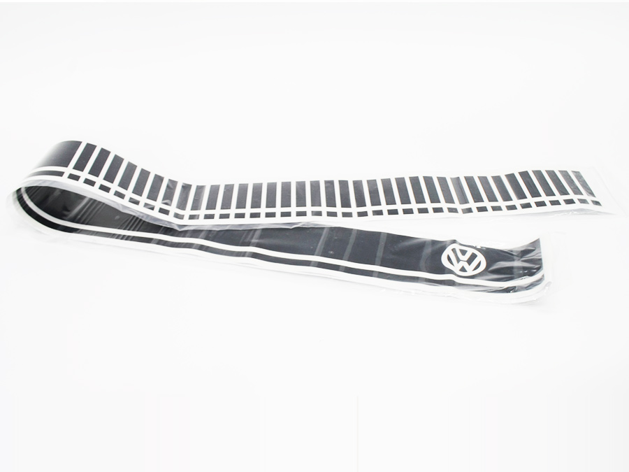 VW Vertical Striped Side Door Panel Vinyl Sticker Set