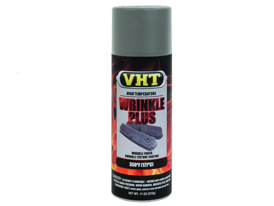 VHT SP205 Grey Wrinkle Plus Finish Spray Paint
