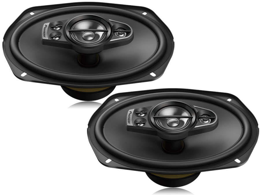 Pioneer TS-A6990F 6″x9″ 5-Way 700watt Coaxial Speaker