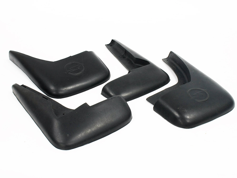 Rubber Mudflaps for Opel Astra 94-00
