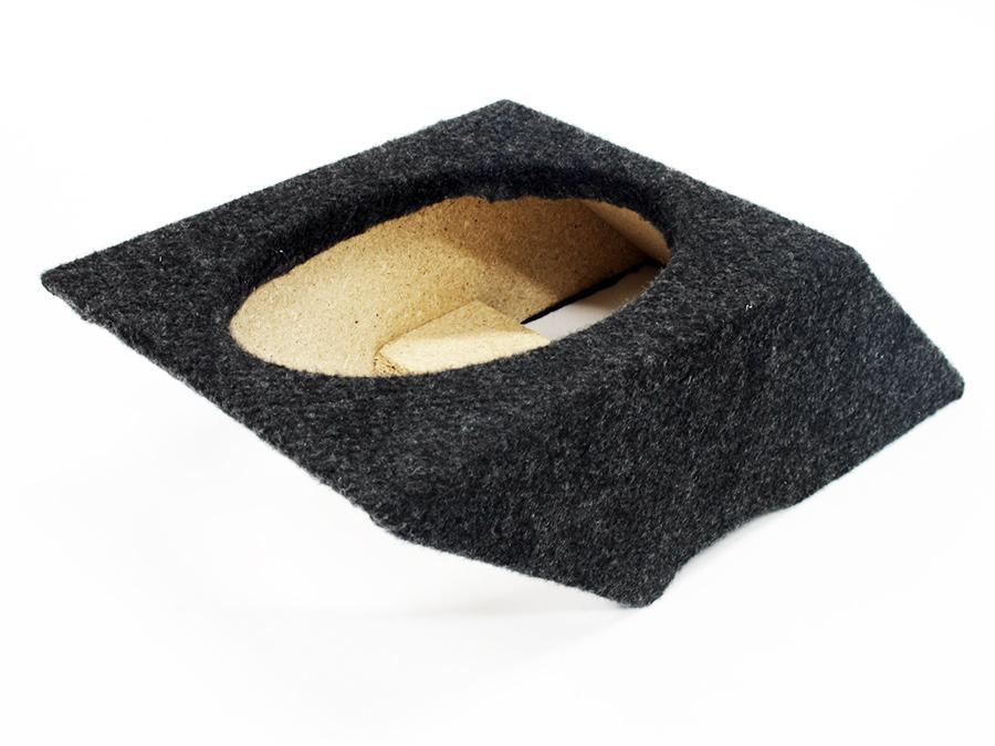 6″ Speaker Box Enclosures for Toyota Quantum (sold as a pair)