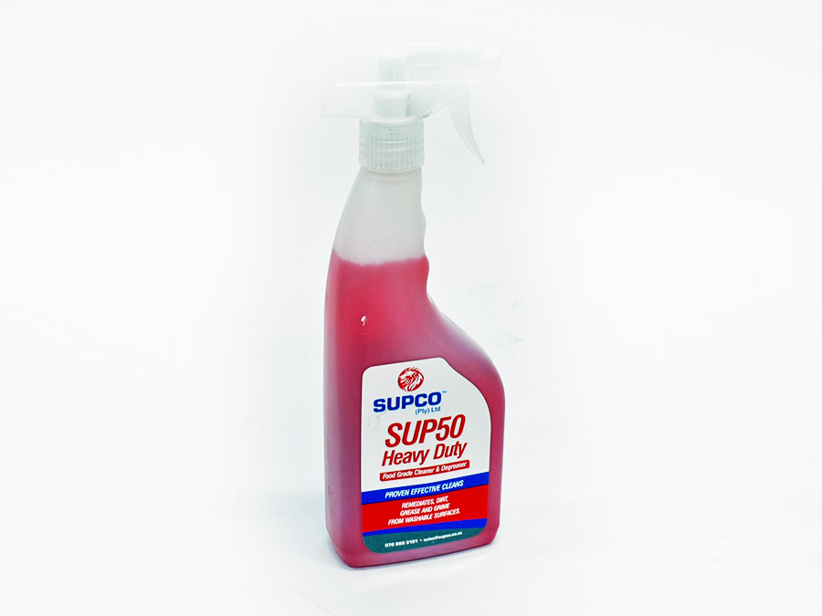 Supco Sup50 Heavy Duty Cleaner