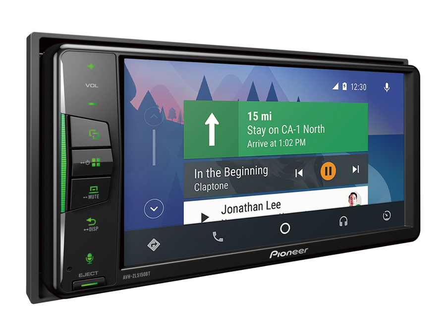 Pioneer AVH-ZL5150BT 200mm Multimedia player with Apple CarPlay, Android Auto