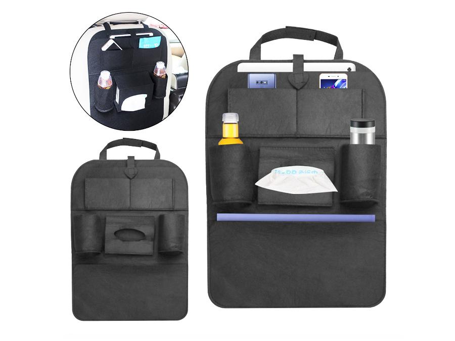 Used, Car Seat Back Multi-Pocket Hanging Bag Storage Organizer for sale  Gauteng
