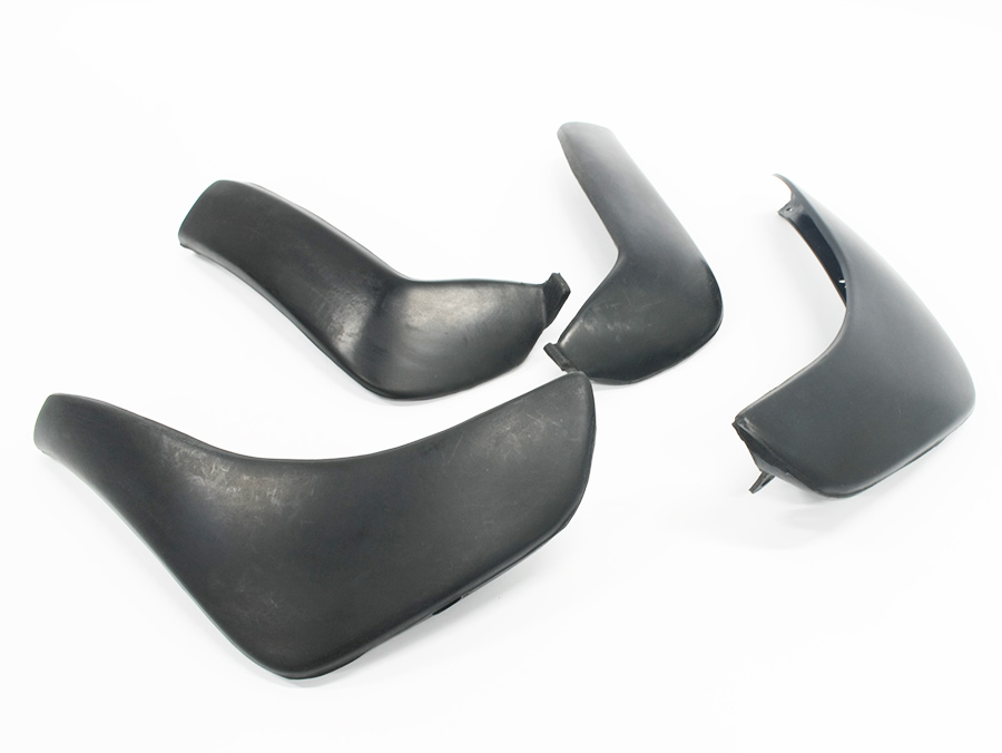 Mudflaps suitable to fit Opel Corsa Gama (hatch)