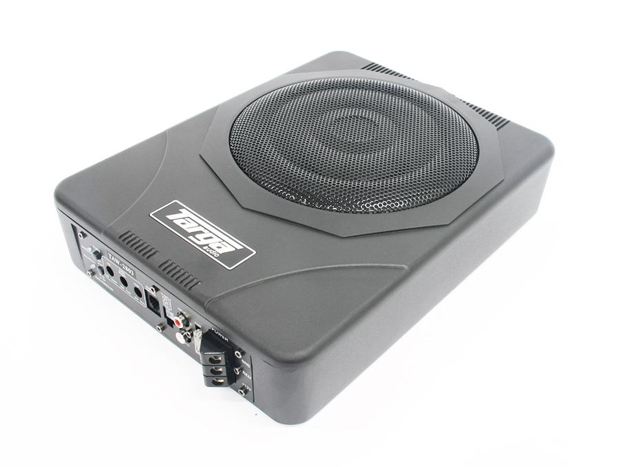 Targa TAW-2803 8″ 5000w Active Subwoofer & Amplifier Kit