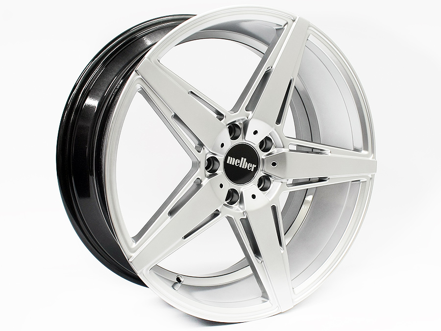 20″ GR Vogue 5/120 Hypersilver Alloy Wheels