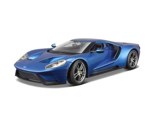 Maisto 1:18 Ford Gt 2017 Model Car