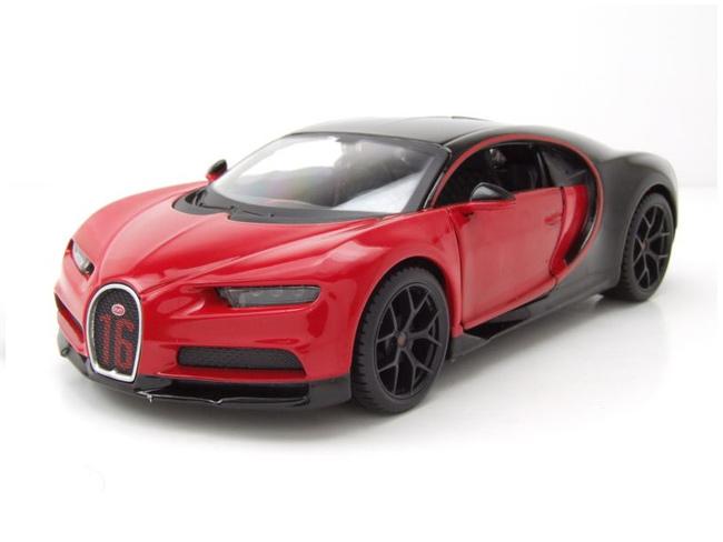 Maisto 1:24 Bugatti Chiron Sport Model Car
