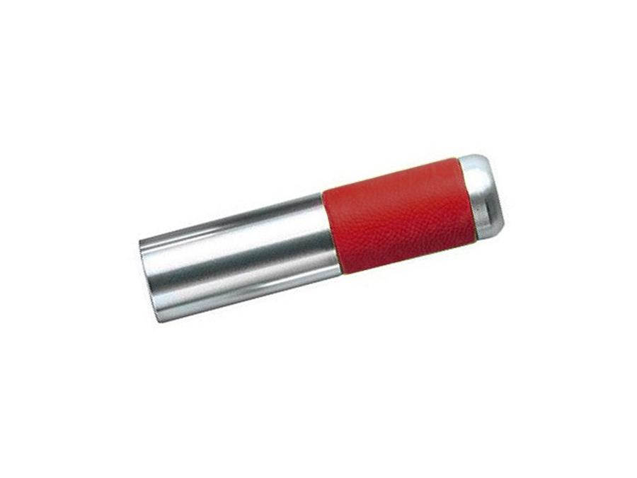 Lampa Red Leather Handbrake Lever